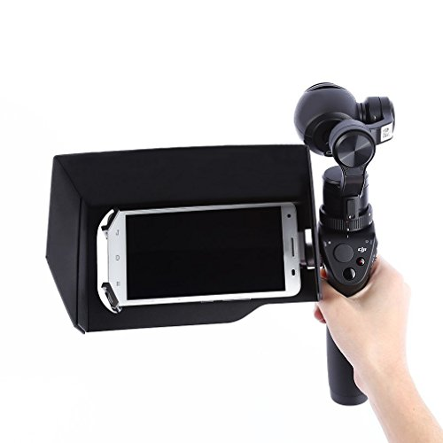 Anbee Foldable Cellphone Sunshade Handheld