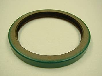 Oil and Grease Seal TC12.7x28x6.7 Rubber Covered Double Lip w//Garter Spring ID 1