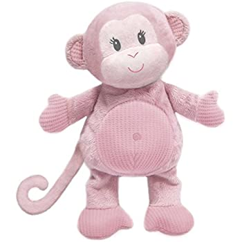 "Amazon.com: Gund Baby Meme Monkey 14"" Small Plush - Blue ... - photo#22"