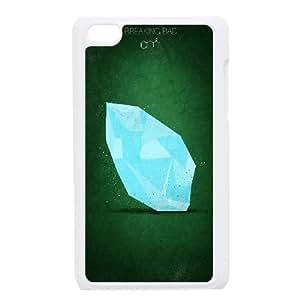 iPod Touch 4 Case White Breaking Bad Meth V4Q1GW