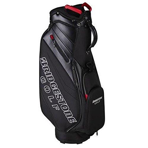 Tour Golf Cart Bag (BRIDGESTONE TOUR CART BAG BLACK/RED - NEW 2017)