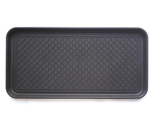 Ottomanson Multi-Purpose Indoor & Outdoor Waterproof Tray, 30