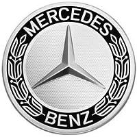 Original Mercedes Benz & AMG - Tapacubos, diámetro