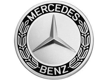 /75/mm Black//Silver//Laurel//AMG Radnabenabdeckungen Hub Covers Mercedes-Benz Original amp; AMG Wheel Centre Diameter 74/