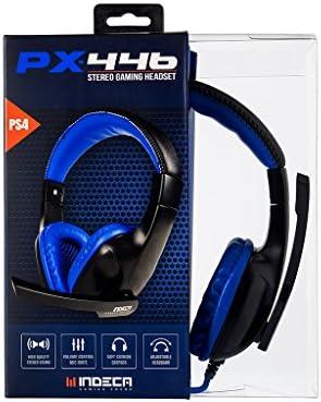 Indeca Sound- Auricular - Casco estéreo PX446 para Playstation 4 (PS4): Amazon.es: Videojuegos