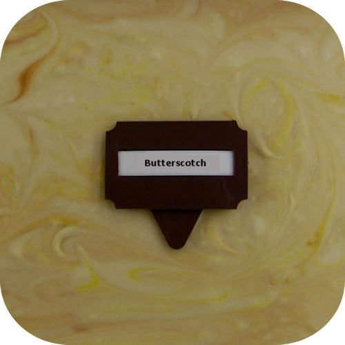 (Home Made Creamy Butterscotch Fudge - 1 Lb Box)