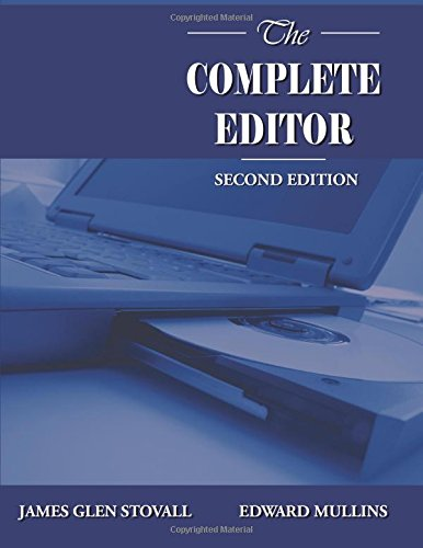 The Complete Editor by Focal Press