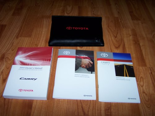 2010 Toyota Camry Owners Manual Set