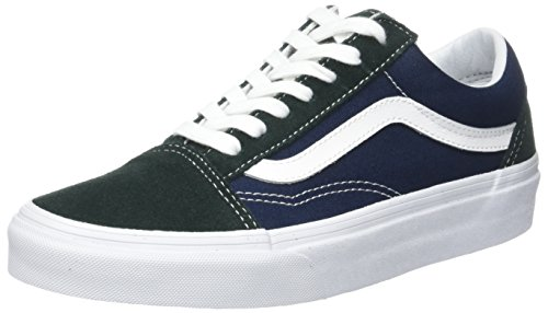 Vans Männer Old Skool Core Classics Skarabäus / Kleid Blues