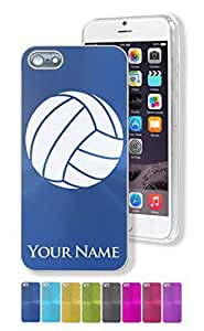 """iPhone 5/5S Case/Cover - VOLLEYBALL, VOLLEY BALL - Personalized for FREE (Click the """"Contact Seller"""