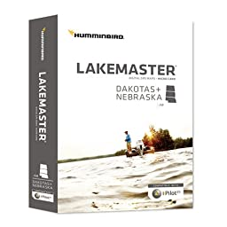 Humminbird Dakotas/Nebraska Micro SD with Adapter