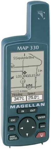 Magellan MAP 330x 3-Inch Portable GPS Navigator