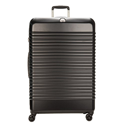 delsey-luggage-bastille-lite-29-4-wheel-spinner-black