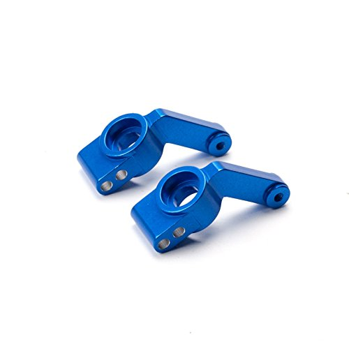 SummitLink Traxxas TRX 3752 Upgrade CNC Alloy Part Blue Rear Axle Carrier for 1/10 Scale Stampede Slash Rustler Bandit 1:10