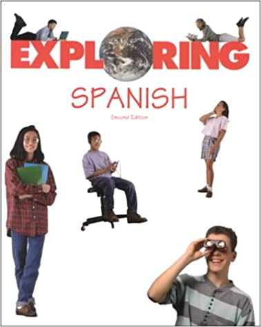 Book Exploring Spanish