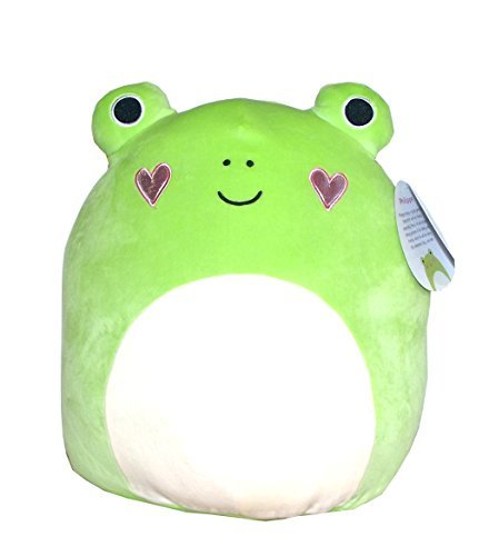 Squishmallow 12.5'' Philippe The Frog