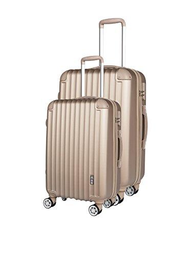 Compagnie du bagage, Borsa a mano donna oro Champagne