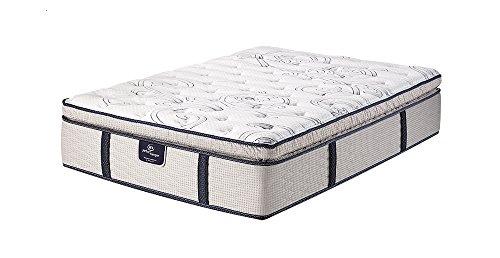 Serta Willingham Super Pillow Top Mattress, Queen