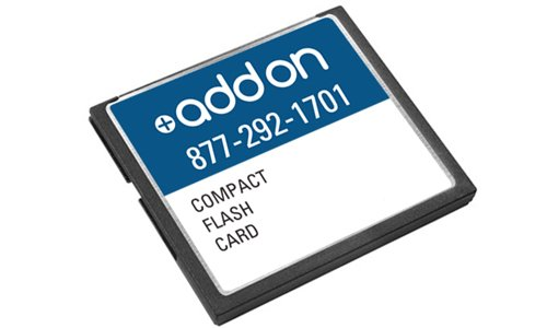 1GB Compact Flash Memory Cisco Catalyst Approved 100% Compatible (Acp Compact Memory Card)