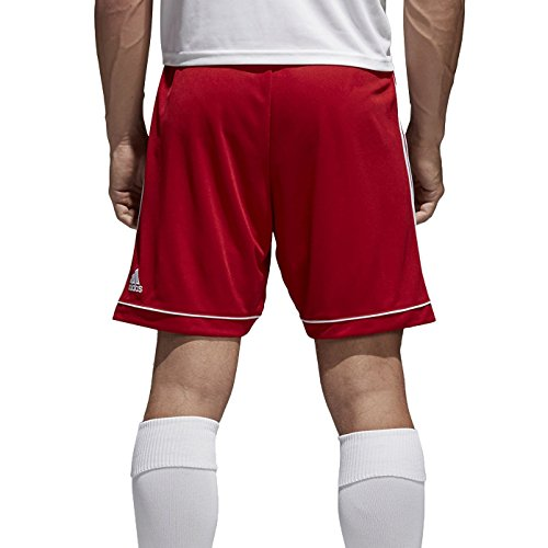 Blanco rojpot Adidas 17 Short Squadra Rojo wqZf6w