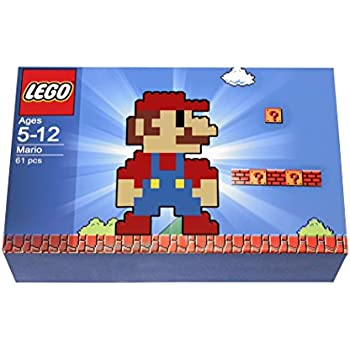Amazon Lego Mario Building Set With Instructions To Build
