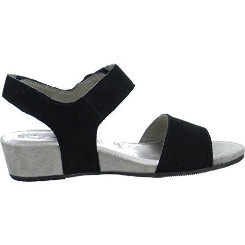 Black Tamaris Women's Women's Fashion Sandals Sandals Sandals Black Fashion Tamaris Fashion Women's Tamaris Black aqWztWxEwO