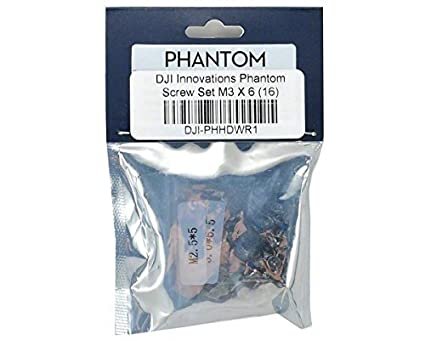 DJI Phantom 1 Part #16 Screw pack (ship from California)
