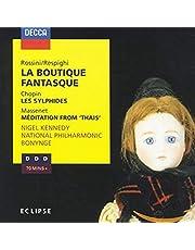 Rossini/Chopin/Massenet: La Bo