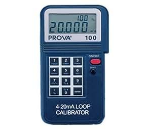 TES PROVA-100 4-20mA Loop Calibrator