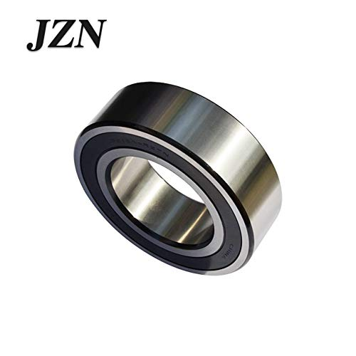 - Fevas (1 PC) 3808 3809 3810 3811 3812 3813 3814 3815A-2RS Double Row Angular Contact Ball Bearings - (Inner Diameter: 3813A-2RS)