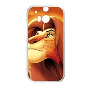 Happy The Lion King Cell Phone Case for HTC One M8