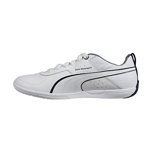 Puma Bmw Ms Mch Lo Nm Heren Wit Leer / Synthetisch Sneakers Sneakers 9