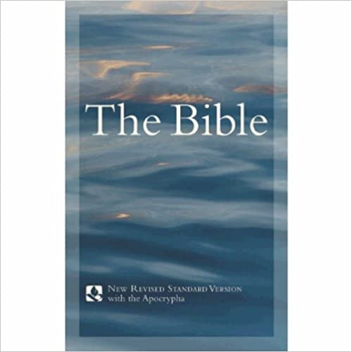 The Bible: New Revised Standard Version, Containing the Old and New Testaments and the Deuterocanonical Books: NRSV