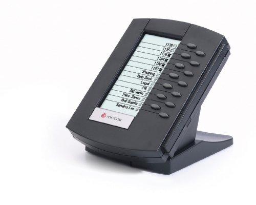 Polycom 650 SoundPoint IP Backlit Expansion Module by Polycom