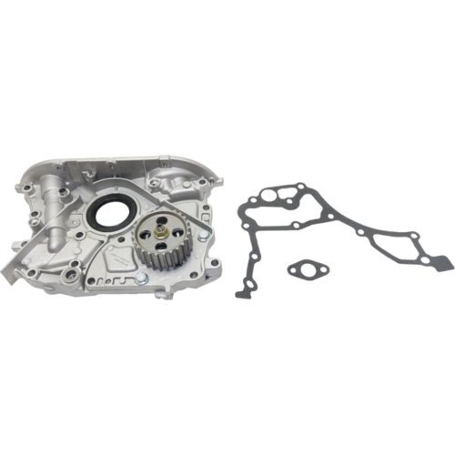 Oil Pump Compatible with Celica 96-99 Toyota RAV-4 96-00 Engine w//Gasket 4 Cyl 2.0L//2.2L Eng.