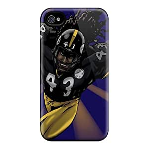 First-class Iphone 5C Dual Protection Covers Pittsburgh Steelers
