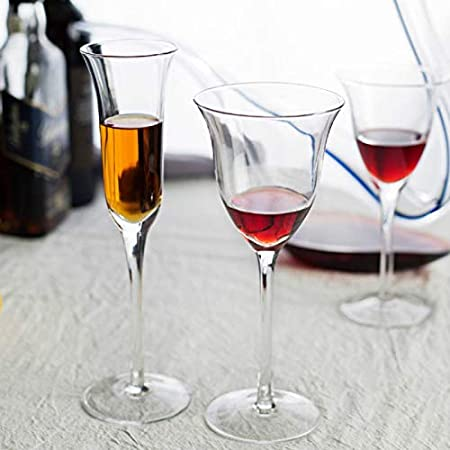 Copas De Champán, Tazas, Regalos Copa De Cuerno De 100-250 Ml, Cristal Soplado A Mano, Copa De Vino Tinto, Whisky, Copa De Champán, Vajilla, Degustación De Vinos