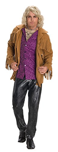 UHC Men's Tv & Movie Characters Zoolander Hansel Party Fancy Costume, Standard (up to 44)