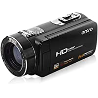Digital Video Camera - Black 1080P Video Camera Micro HDMI Video Camera