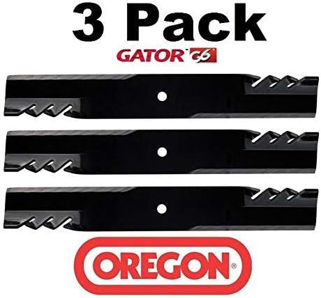 """6 Gator Mower Blades fits Ariens 00273000 04919100 04920600 4919100 32/"""" 48/"""" Deck"""