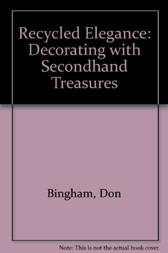 Recycled Elegance: Decorating with Second-Hand Treasures