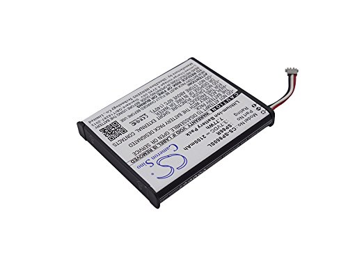 GAXI Battery Replacement for Sony PCH-2007 Comapatible with Sony PS Vita 2007, PSV2000, Cameron Sino 2100mAh ()