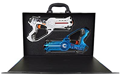 Legacy Toys Laser Tag Set for Kids (2 Pack) for Boys and Girls Birthday Party Lazer Tag Blasters from Legacy Toys