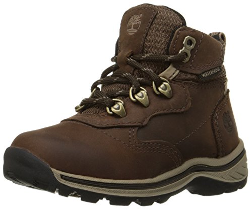 Timberland White Ledge Waterproof Hiker (Toddler/Little Kid/Big Kid),Brown/Brown,7.5 M US Toddler