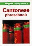 Cantonese Phrasebook, Kam Lau, 0864423403