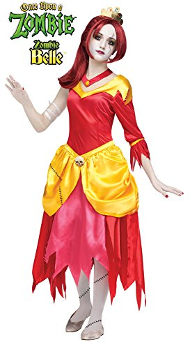 Once Upon a Zombie Belle - Children Xl (Zombie Belle Costume)