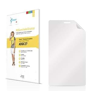 3M Vikuiti ADQC27 Nokia Asha 502 - Protector de pantalla (Protector de pantalla, Nokia, Nokia Asha 502, Resistente a rayones, 1 pieza(s))