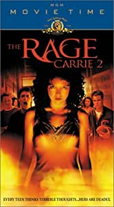 The Rage: Carrie 2 [VHS]