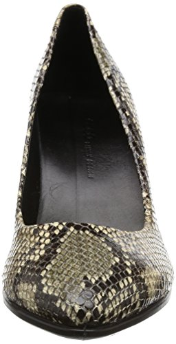 SAND1004 75 Pointy Ecco Shape Marron Escarpins Femme 45Ywpwq1