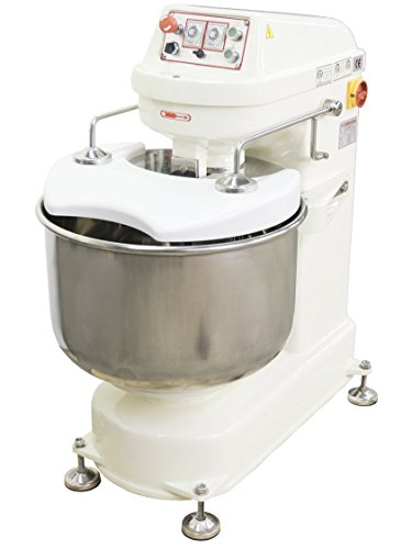 American Eagle Food Machinery AE-3050 Quart Dual Motor Spiral Dough Mixer by American Eagle Food Machinery